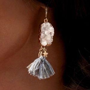 Chloe + Isabel Dreams of Provence Tassel Earrings